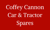 Coffey Cannon Car & Tractor Spares